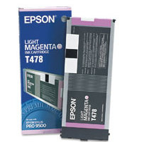 Epson T478011 Light Magenta Inkjet Cartridge