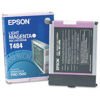 Epson T484011 Light Magenta InkJet Cartridge