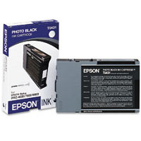 Epson T543100 Ultrachrome Photo Black InkJet Cartridge