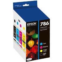 Epson T786120-BCS InkJet Cartridge MultiPack