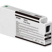 OEM Epson T8241 (T824100) Photo Black Inkjet Cartridge
