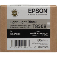 OEM Epson T8509 (T850900) Light Light Black Inkjet Cartridge
