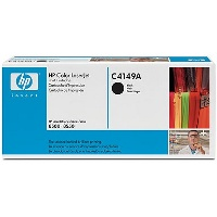 Hewlett Packard HP C4149A Black Laser Toner Cartridge