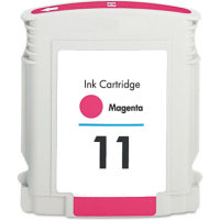 Hewlett Packard HP C4837AN (HP 11 Magenta) Remanufactured InkJet Cartridge