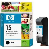OEM HP HP 15 (C6615DN) Black Inkjet Cartridge