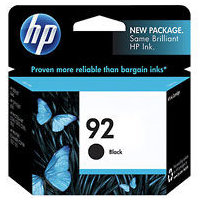 Hewlett Packard HP C9362WN ( HP 92 ) InkJet Cartridge