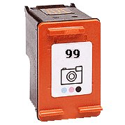 Hewlett Packard HP C9369WN (HP 99) Remanufactured InkJet Cartridge
