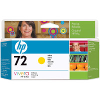 Hewlett Packard HP C9373A (HP 72 Yellow) InkJet Cartridge