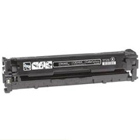 Compatible HP CB540A Black Laser Toner Cartridge