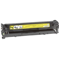 Hewlett Packard HP CB542A Compatible Laser Toner Cartridge
