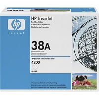 Hewlett Packard HP Q1338A (HP 38A) Laser Toner Cartridge HP Q1338A
