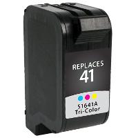 Hewlett Packard HP 51641A / HP 41 Replacement InkJet Cartridge