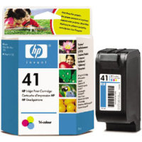 Hewlett Packard HP 51641A (HP 41) Inkjet Cartridge