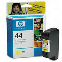 Hewlett Packard HP 51644Y Yellow Inkjet Cartridge