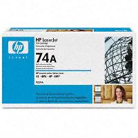 Hewlett Packard HP 92274A (HP 74A) Laser Toner Cartridge
