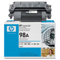 Hewlett Packard HP 92298A (HP 98A) Laser Toner Cartridge