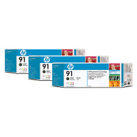 Hewlett Packard HP C9480A (HP 91) InkJet Cartridge MultiPack
