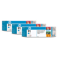 Hewlett Packard HP C9483A (HP 91) InkJet Cartridge MultiPack