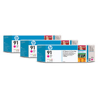 Hewlett Packard HP C9484A (HP 91) InkJet Cartridge MultiPack