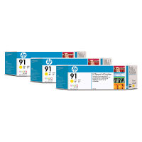 Hewlett Packard HP C9485A (HP 91) InkJet Cartridge MultiPack