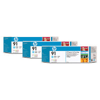 Hewlett Packard HP C9486A (HP 91) InkJet Cartridge MultiPack
