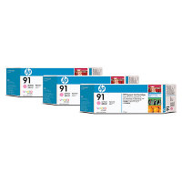 Hewlett Packard HP C9487A (HP 91) InkJet Cartridge MultiPack