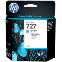 Hewlett Packard HP B3P17A (HP 727 Photo Black) InkJet Cartridge