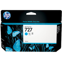 Hewlett Packard HP B3P19A (HP 727 Cyan) InkJet Cartridge