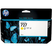 HP 727 Yellow OEM originales Cartucho de tinta