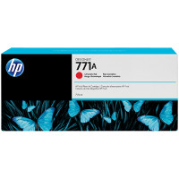 HP 771A Chromatic Red OEM originales Cartucho de tinta