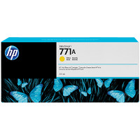 Hewlett Packard HP B6Y18A (HP 771A Yellow) InkJet Cartridge