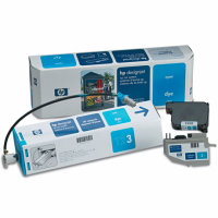 Hewlett Packard HP C1807A Cyan Printer InkJet Cartridge