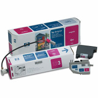 Hewlett Packard HP C1808A Magenta Inkjet Cartridge