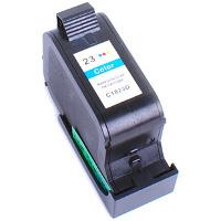 Hewlett Packard HP C1823A (HP 23) Remanufactured InkJet Cartridge