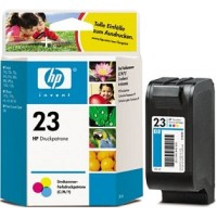 Hewlett Packard HP C1823A (HP 23) Tri-color Inkjet Cartridge
