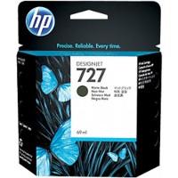 HP 727 Matte Black OEM originales Cartucho de tinta