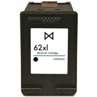 Remanufactured HP HP 62XL Black (C2P05AN) Black Inkjet Cartridge (Made in North America; TAA Compliant)