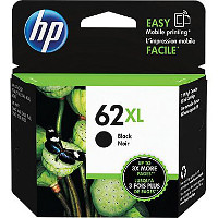 HP 62XL Black OEM originales Cartucho de tinta