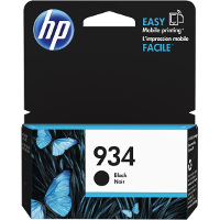 Hewlett Packard HP C2P19AN (HP 934 black) InkJet Cartridge