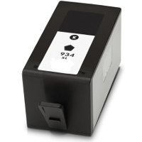 Remanufactured HP HP 934XL Black (C2P23AN) Black Inkjet Cartridge
