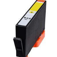 Remanufactured HP HP 935XL Yellow (C2P26AN) Yellow Inkjet Cartridge