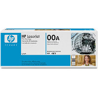 Hewlett Packard HP C3900A Black Microfine Laser Toner Cartridge