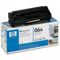 Hewlett Packard HP C3906A (HP 06A) Laser Toner Cartridge