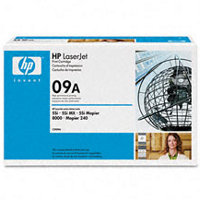 Hewlett Packard HP C3909A (HP 09A) Black Microfine Laser Toner Cartridge
