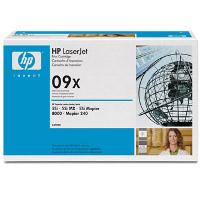 Hewlett Packard C3909X (HP 09X) Black Microfine Print Laser Toner Cartridge