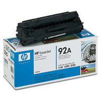 Hewlett Packard HP C4092A (HP 92A) Laser Toner Cartridge