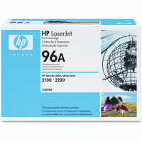 Hewlett Packard HP C4096A (HP 96A) Ultraprecise Laser Toner Cartridge