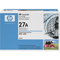 Hewlett Packard HP C4127A (HP 27A) Laser Toner Cartridge