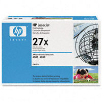 Hewlett Packard HP C4127X (HP 27X) Laser Toner Cartridge