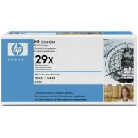 Hewlett Packard HP C4129X (HP 29X) Laser Toner Cartridge
